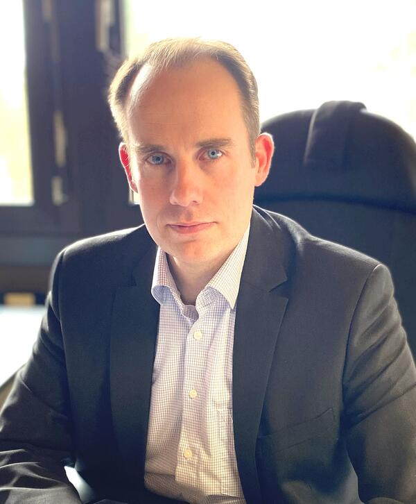 Landrat Dr. Christoph Mager