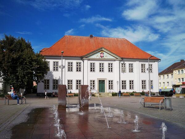 Altes Kreishaus am Markt